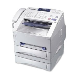 Brother IntelliFAX 5750e Laser Multifunction Printer - Monochrome - Plain Paper Print - Desktop BRTPPF5750E