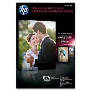 Hp Premium Plus Photo Paper High Gloss