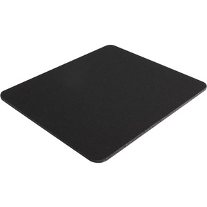 BELKIN BLACK MOUSE PAD RUBBER/FABRIC 8INWX9INX 0.25IN