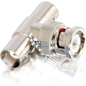 C2G BNC F/M/F T-Adapter