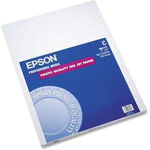 EPSON Paper - photo paper - ANSI C (432 x 559 mm) - 105 g/m2 - 100 pcs.