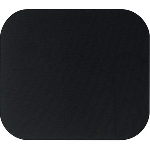 Fellowes Mouse Pad - Black - TAA Compliant FEL58024