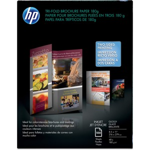 HP Brochure/Flyer Paper HEWC7020A