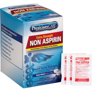 PhysiciansCare Single Dose Non_Aspirin Pain Reliev