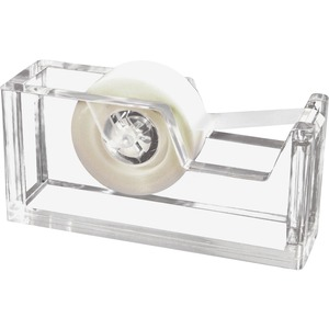 Kantek Acrylic Tape Dispenser KTKAD60
