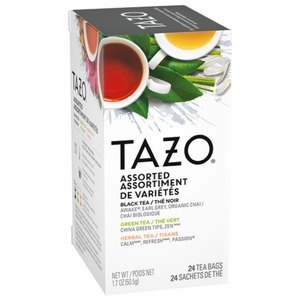 Tazo Assorted Tea Bags