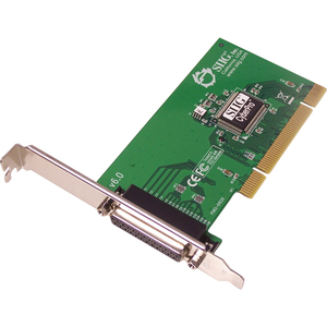 SIIG Dual Profile PCI-1P Parallel Adapter JJ-P01211-S6