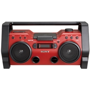 Sony ZSH10CP Radio/CD/MP3 Player Boombox at Sears.com