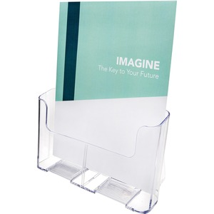 Deflect-o Magazine Size Rigid Literature Rack DEF77001