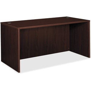 Basyx by HON BL Series Rectangular Top Desk Shell BSXBL2103NN