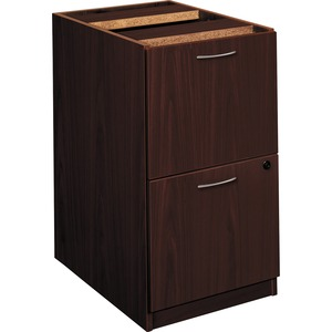 Basyx by HON BL Series Modular Pedestal with File/File Drawer BSXBL2163NN