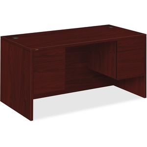 HON 10500 Series Double Pedestal Desk HON10573NN