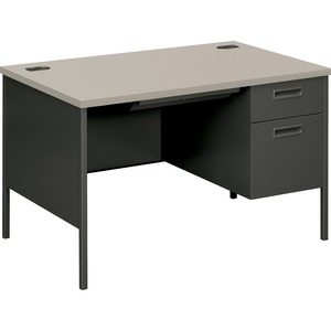 HON Metro Classic Single Pedestal Desk HONP3251RG2S