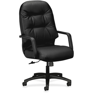 HON Pillow-Soft 2091 Executive High-Back Chair HON2091SR11T