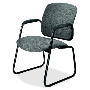 HON Tiempo 4606 Sled Base Guest Chair With Arms HON4606BP19T