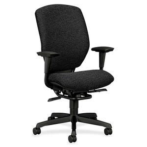 HON Resolution 6212 High-Back Swivel Chairs HON6212BW19T