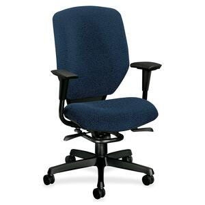 HON Resolution 6212 High-Back Swivel Chairs HON6212BW90T