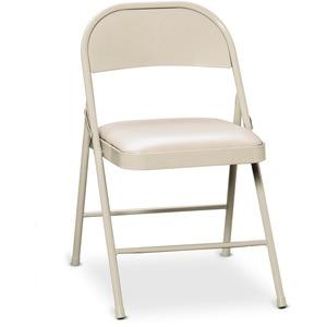 HON FC02 Steel Folding Padded Chair HONFC02LBG