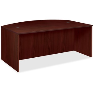 Bow Front Desk Shell