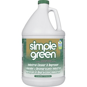 Simple Green Biodegradable Degreaser Cleaner - Liquid Solution - 1gal - White