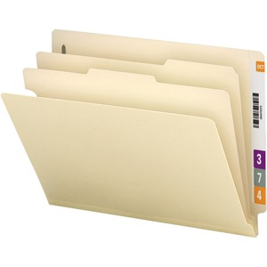 Smead End Tab Classification File Folder 26835 SMD26835