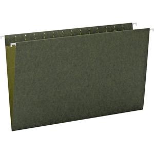 64110 Standard Green Hanging File Folders