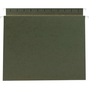 64259 Standard Green Hanging Box Bottom Folders