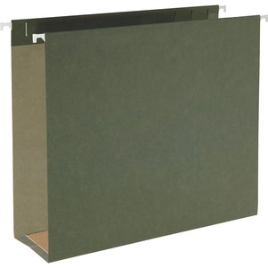 64279 Standard Green Hanging Box Bottom Folders