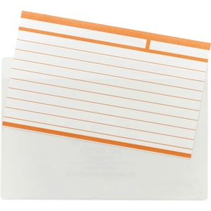68153 Clear Self-Adhesive Poly Pockets