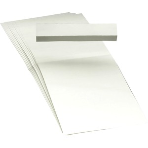 Smead Manufacturing Company Smead Hanging Folders - Blank - 3 Tab(S)/set X 3.25 Tab Width - White Vinyl Tab - 100 / Pack