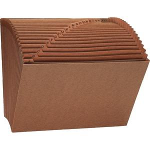 70425 Leather-Like TUFF Expanding Files