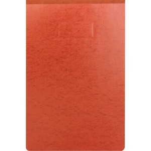 "Smead Pressboard Binder - Ledger - 11"" x 17"" - 3"" Capacity - 1 Each - 20pt. - Red"