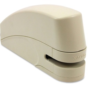 X-Acto Personal Electronic Stapler - Electric Stapler - 20 Sheets Capacity - 210 Staple Capacity - Putty