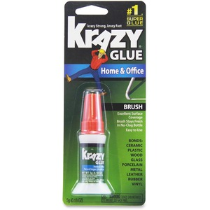 Elmer's Color Change Formula Instant Krazy Glue - 0.18oz - 1 Each - Clear