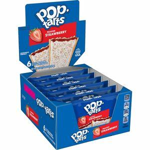 Pop_Tartsreg Frosted Strawberry