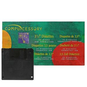 Compucessory 1.44MB Floppy Disk - 1.44 MB