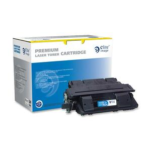 Elite Image Remanufactured HP 61X Laser Toner Cartridge ELI70331