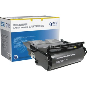 Elite Image Remanufactured Lexmark 12A6835 Toner Cartridge ELI75072