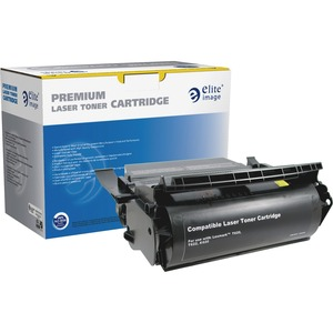 Elite Image Remanufactured Lexmark 12A6865 Toner Cartridge ELI75073