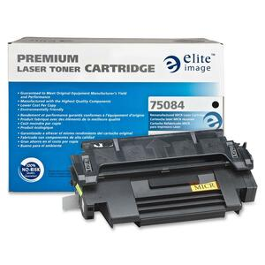 Elite Image MICR Black Toner Cartridge - Black - Laser - 6800 Page - 1 Each