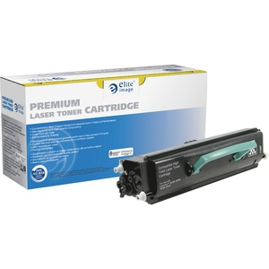 Elite Image Black Toner Cartridge - Black - Laser - 6000 Page - 1 Each