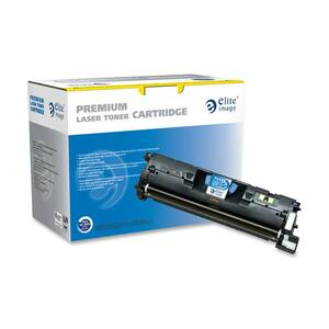 Elite Image Yellow Toner Cartridge - Yellow - Laser - 4000 Page - 1 Each