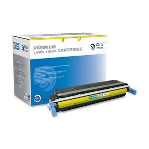 Elite Image Remanufactured HP 645A Color Laser Cartridge ELI75146