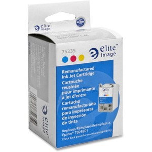 Elite Image Color Ink Cartridge ELI75235