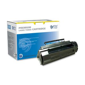 Elite Image Black Toner Cartridge - Black - Laser - 10000 Page - 1 Each