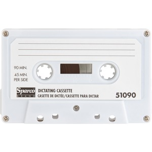 Sparco Dictating Audiocassette SPR51090