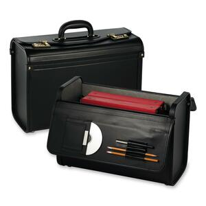 Sparco Vinyl Catalog Case - Top-loading - Vinyl - Black