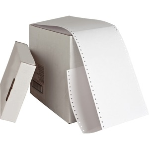 Continuous Feed Unruled Index Card
