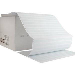 Continuous-form Greenbar Computer Paper