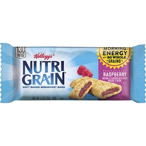 Kellogg's Nutrigrain Cereal Bar KEB35845